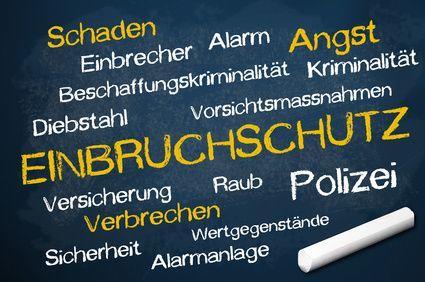 Einbruchschutz Lüdenscheid